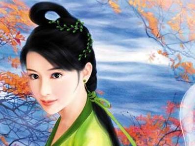 古代中国十大古典美女
